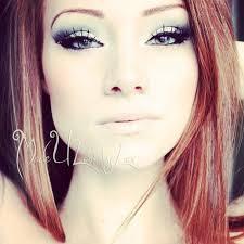 newyears makeup madeulookbylex glitter madeyewlook tutorial smokeyeye