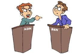 Adn Vs Bsn Adn Vs Bsn The Big Debate