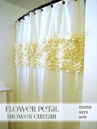 corner shower curtain shower curtain projects shower curtain flower petal shower curtain bathrooms corner shower curtain corner shower curtain