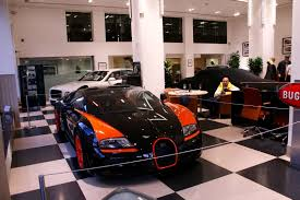 Bugatti continued the brand tradition of developing super sport versions of successful models with the veyron 16.4 super sport. Rare Bugatti Veyron World Record Edition Up For Sale