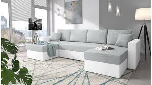 Hell Kunstleder Wohnlandschaften Online Kaufen Möbel