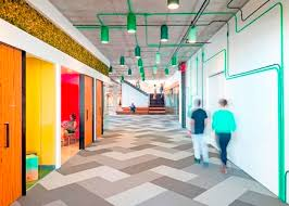 cool office design ideas. Fine Office Ciscou0027s Cool Offices In San Francisco OfficeOffice IdeasOpen  With Office Design Ideas A