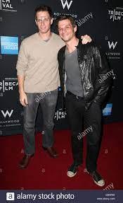 Adam Kassen and Mark Kassen Celebration of the 2011 Tribeca Film Stock  Photo - Alamy