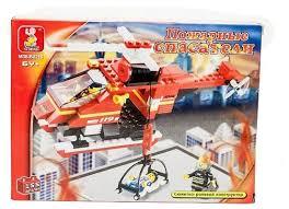 <b>Конструктор SLUBAN Пожарные спасатели</b> M38-B0218 — купить ...