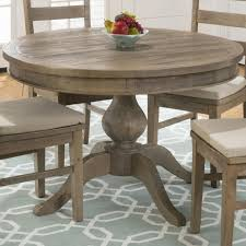 compact 66 dining table jofran slater mill pine dining room furniture full size