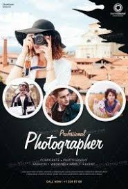 Photographer Flyers Psd Templates Facebook Covers Styleflyers