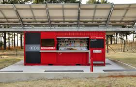Solar Powered Vending Machine Impressive The First Vending Machine Powered By Solar Batteries Page 48