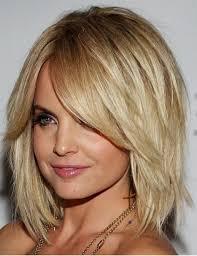Medium Length Hairstyles For Curly Hair Choppy Shag Hairstyle Tcqjlp