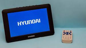 Обзор <b>портативного</b> телевизора Hyundai H-LCD900: видео без ...