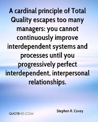 Escape Quotes Adorable Stephen R Covey Quotes QuoteHD