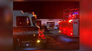 no injuries reported after fire breaks out at north tyler auto repair