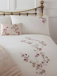 japanese cherry blossom duvet cover