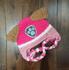 Paw Patrol Crochet Hat Pattern Free Cool Inspiration Design