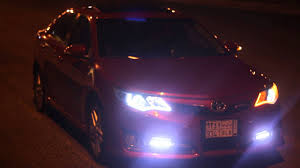 2014 Camry Led Lights