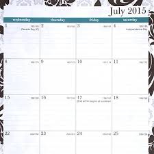Free Shipping At A Glance Weekly Monthly Planner