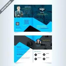 11x17 Trifold Template Template Bi Fold Brochure Free Condo Square Trifold Indesign