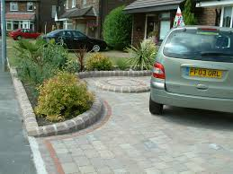 Small Front Driveway Design Ideas Top 30 Front Garden Ideas With Parking Home Decor Ideas Uk