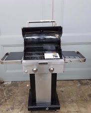 kitchenaid 2 burner propane gas grill in black with grill cover. kitchenaid 2-burner propane gas grill in black with cover kitchenaid 2 burner t