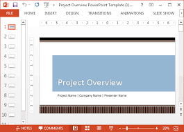 Project Proposal Presentation Project Proposal Template For Powerpoint