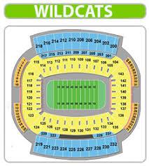 University Of Kentucky Stadium Seating Chart 73 Memorable University Of Toledo Stadium Seating Chart