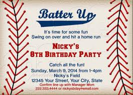 Football Party Invitations Templates Free Baseball Invitations Templates Free