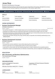 Resume English Template 8 Best Online Templates Of 2019 Download