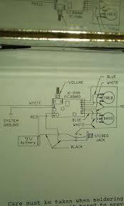 wire diagram for a charvel 3b talkbass com