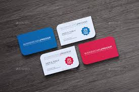 14 Leaf Shaped Business Card Designs Psd Vector Eps Free