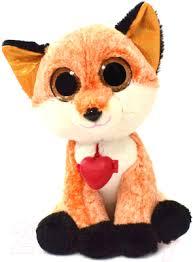 <b>Fancy Глазастик</b> Лисенок / GLN0RS <b>Мягкая игрушка</b> купить в ...