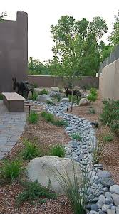Small Picture 46 best Arroyo images on Pinterest Landscaping ideas Dry creek