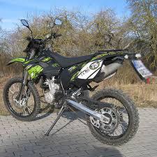shineray 12kw 4 stroke 250cc supermoto dirt bike motorcycle 80km h