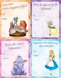 disney valentine s day cards to print. Simple Valentine FREE Disney Printable Classroom Valentines Day Cards Disney Princesses  Fairies Phineas U0026 Ferb Cars 2 Toy Story Nightmare Before Christmas  Intended Valentine S Cards To Print
