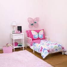 pink toddler bedding set carters erflies 4 piece toddler bedding set bright pink and aqua pink toddler bedding