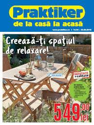 Catalog Praktiker Creeaza Ti Spatiul De Relaxare 14 Aprilie 23