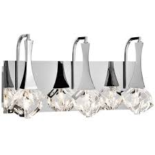 artcraft fantasy 4 light silver bathroom vanity pertaining to incredible home chandelier vanity light decor