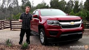 2015 Chevrolet Colorado Mid-Sized Pickup Truck Test Drive Video ...