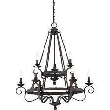 9 light chandelier noble rustic black two tier 9 light chandelier loke 9 light crystal chandelier