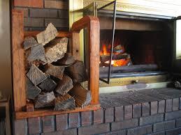 Introduction: Indoor Firewood Rack Made Using Raw Firewood