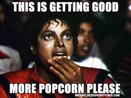 Michael Jackson Popcorn Meme on Pinterest | Popcorn, Meme and ... via Relatably.com
