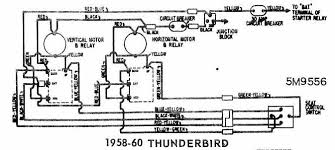 similiar 1957 ford thunderbird wiring harness keywords wiring diagram of 1958 60 ford thunderbird circuit wiring diagrams