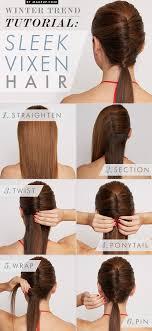 sleek vixen hair sleek vixen hair a flawless and cly hairdo