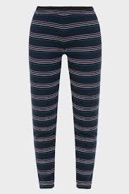 Cheri Knox Striped Joggers
