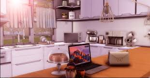 Audrey Kitchen at Lily Sims - The Sims 4 Catalog