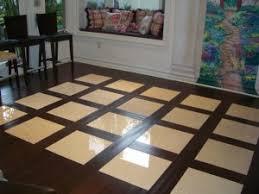 Custom Hardwood Floor Design