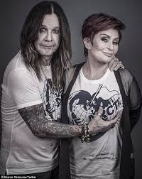 She is a producer and actress. Ozzy Osbourne Gropes Wife Sharon As They Pose For Save The Arctic Campaign Daily Mail Online