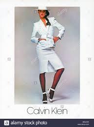 Fashion Designer Advertisement Calvin Klein Print Advertisement Advert For Fashion