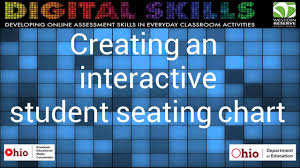 Interactive Seating Chart Classroom Interactive Seating Chart Activity Youtube