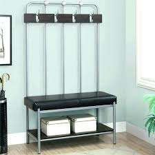 Coat Racks With Storage Bench entryway bench seat with hat coat rack storage 100asydollars 25