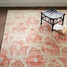 ideas distressed wool rug and rug distressed floating wool rug guava faded rug west elm 25 distressed rococo wool rug blue lagoon
