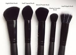 new elf brushes. i\u0027ve been wanting to purchase the elf studio angled blush brush, mineral powder small tapered flawless concealer brush and stipple new elf brushes s